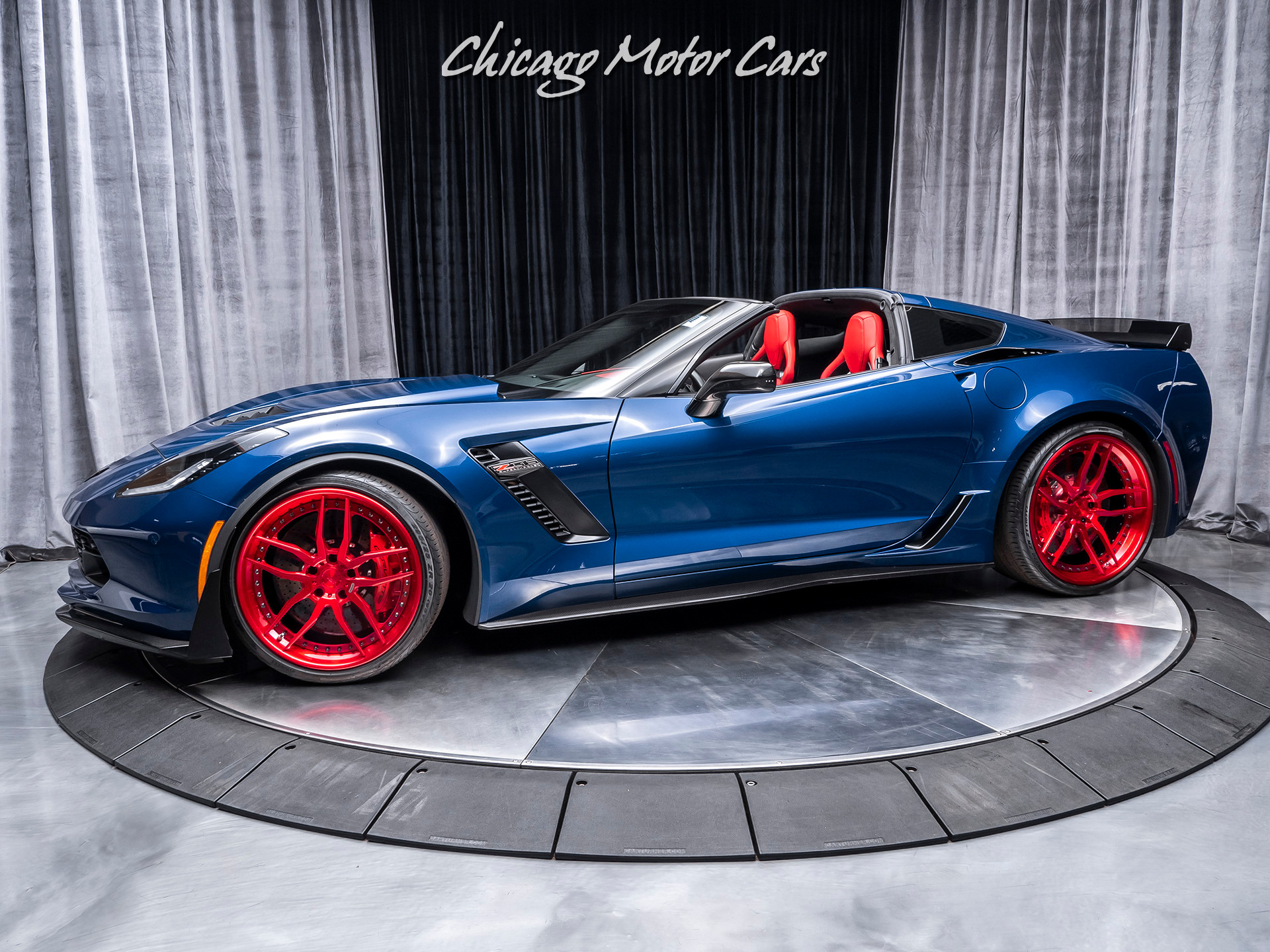 Used 2015 Chevrolet Corvette Z06 3LZ Vengeance Racing Stage