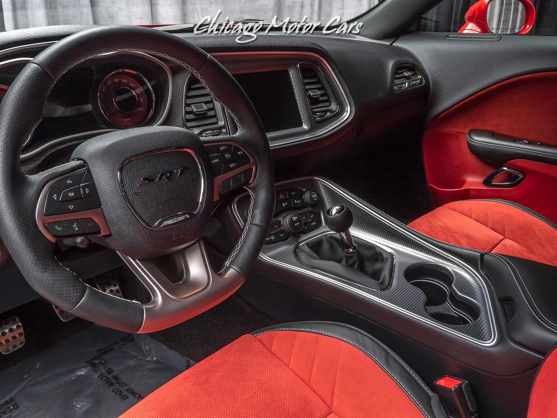 dodge challenger for sale manual Used 2 Dodge Challenger SRT Hellcat 2-Speed Manual For Sale