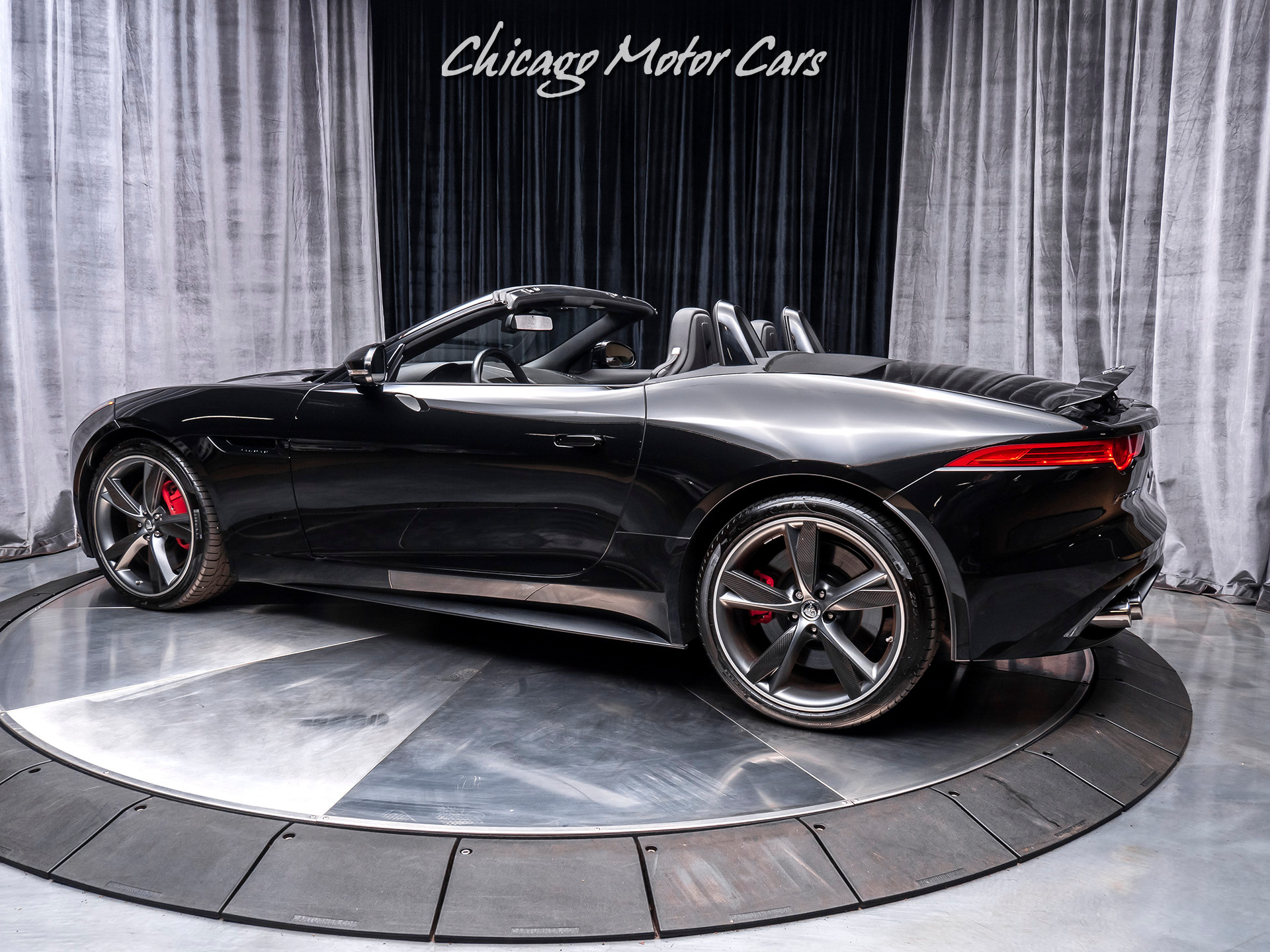 Used 2014 Jaguar F-TYPE V8 S Convertible For Sale (Special Pricing)   Chicago Motor Cars Stock ...
