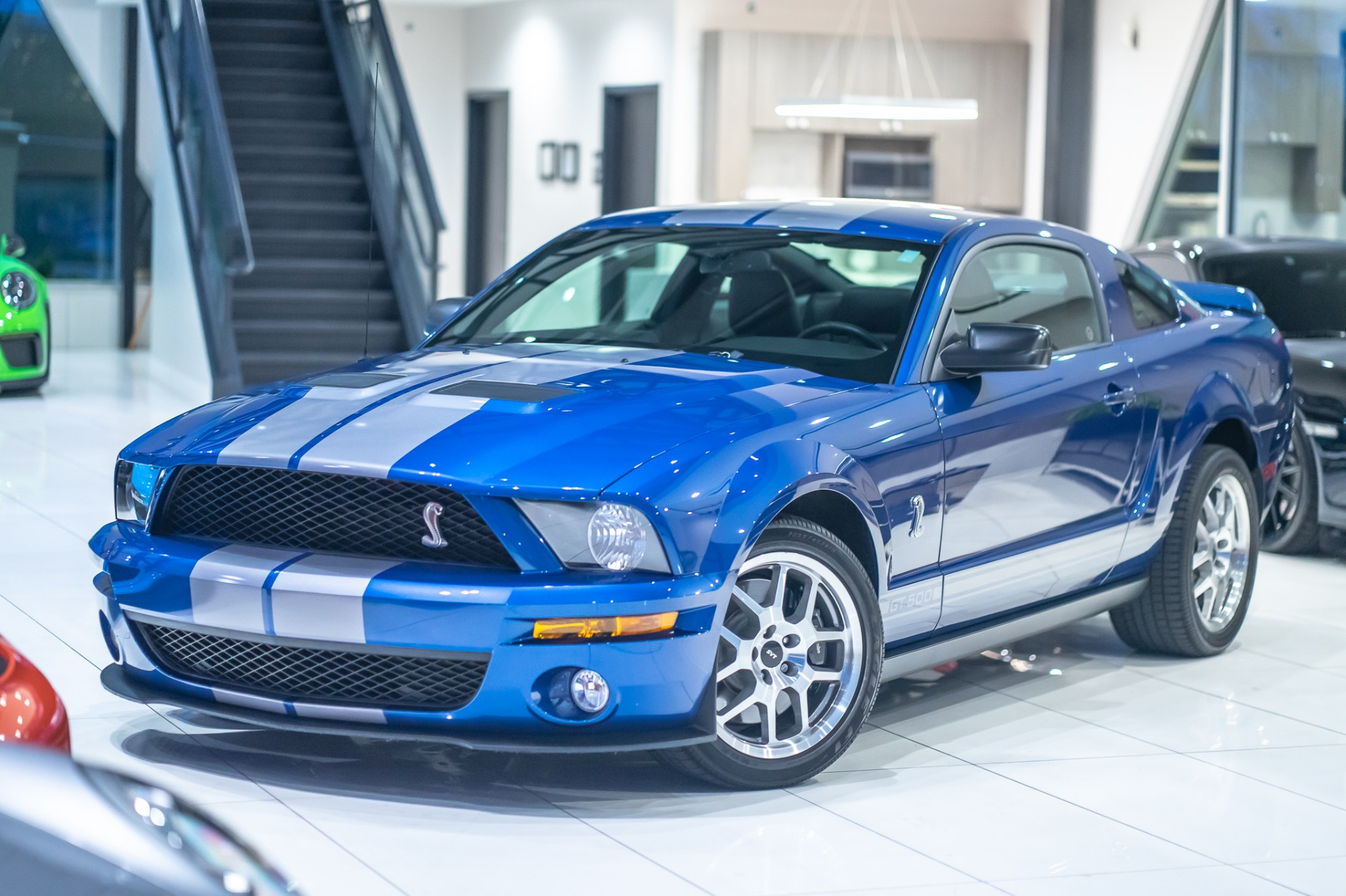Used 2007 Ford Mustang Shelby GT500 For Sale (Special ...