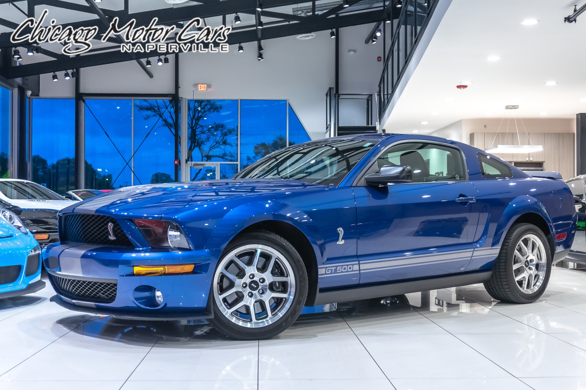 Used 2007 ford mustang shelby gt500