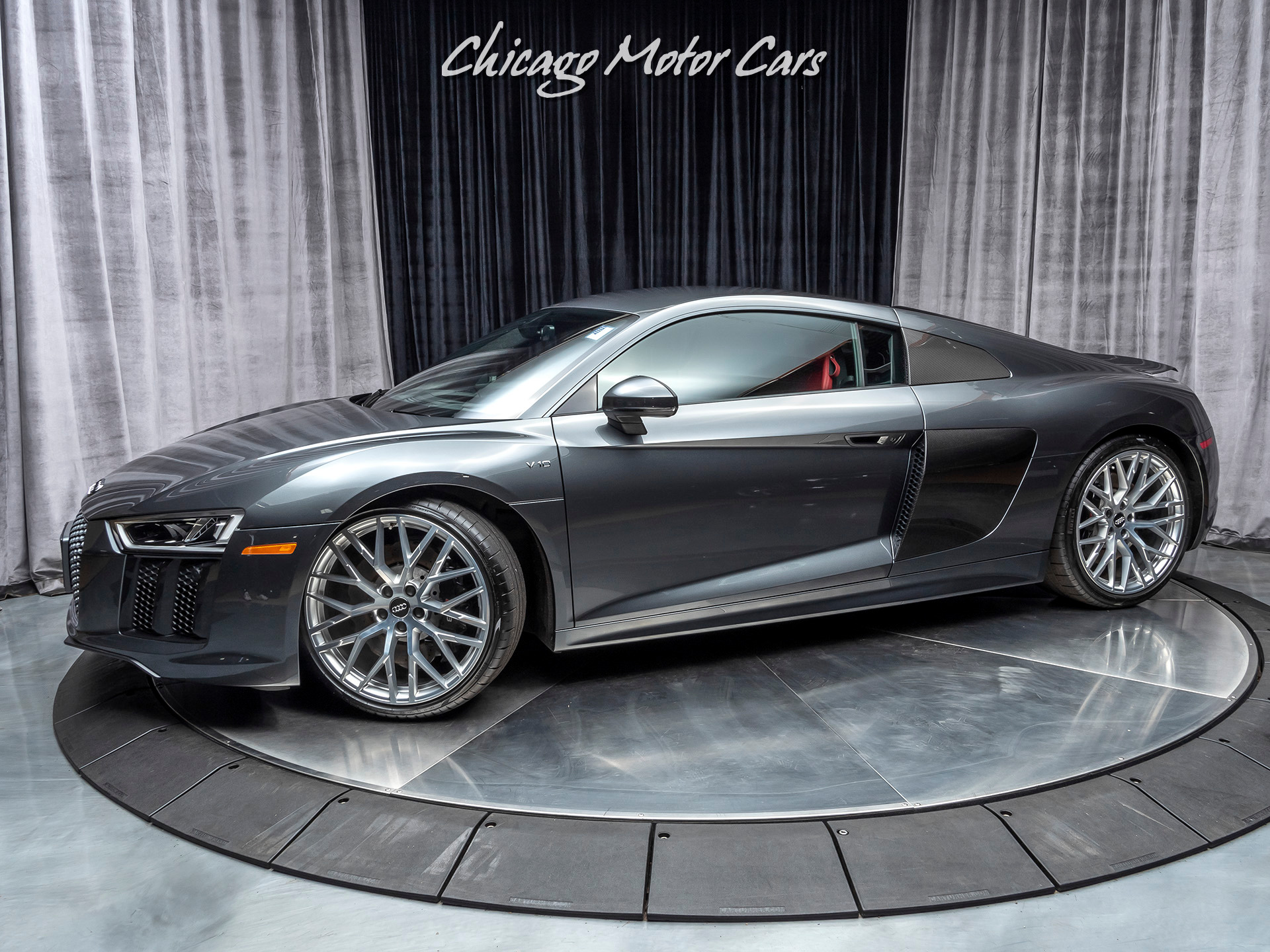 Used 2017 Audi R8 Coupe V10 Coupe 600hp Fabspeed Ecu For Sale