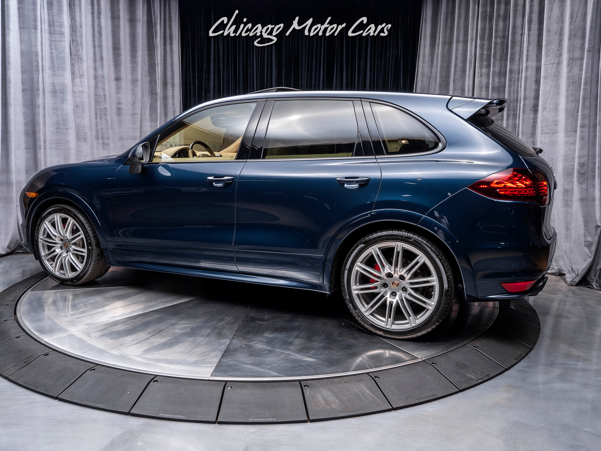 Used 2013 Porsche Cayenne Gts Suv Awd Msrp 99k For Sale Special Pricing Chicago Motor Cars Stock 15910a