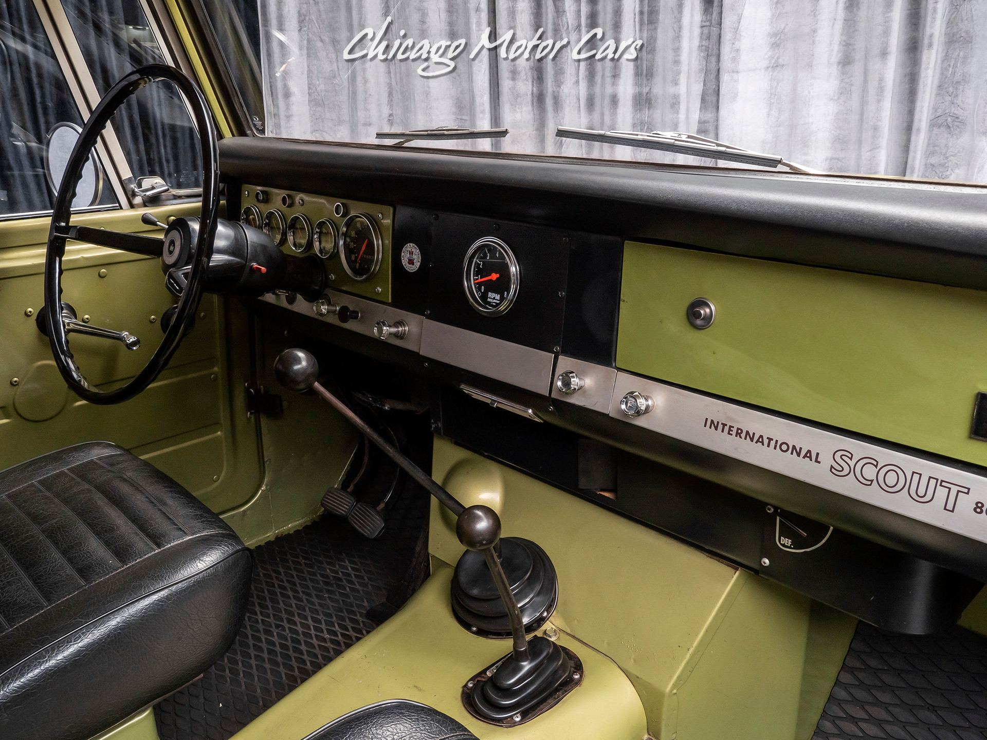 Used 1970 International Harvester Scout For Sale ($27,800