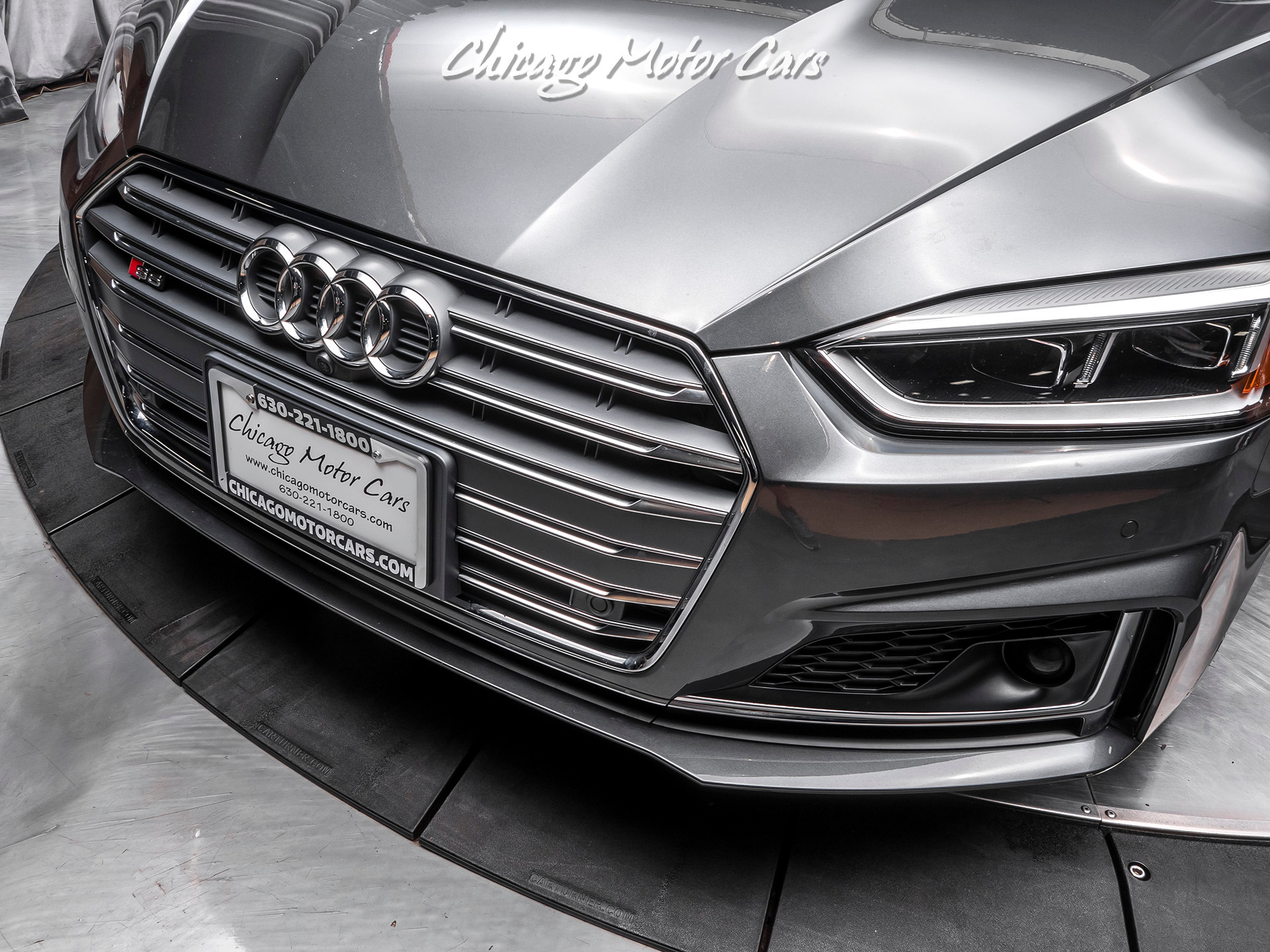 Used 2018 Audi S5 Coupe Prestige For Sale Special Pricing Chicago Motor Cars Stock 15955