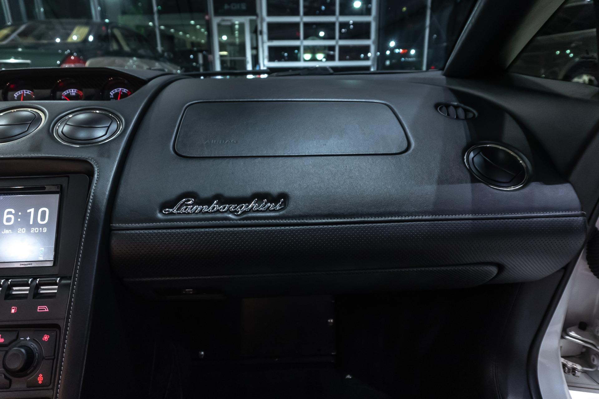Used-2007-Lamborghini-Gallardo-Spyder-Convertible