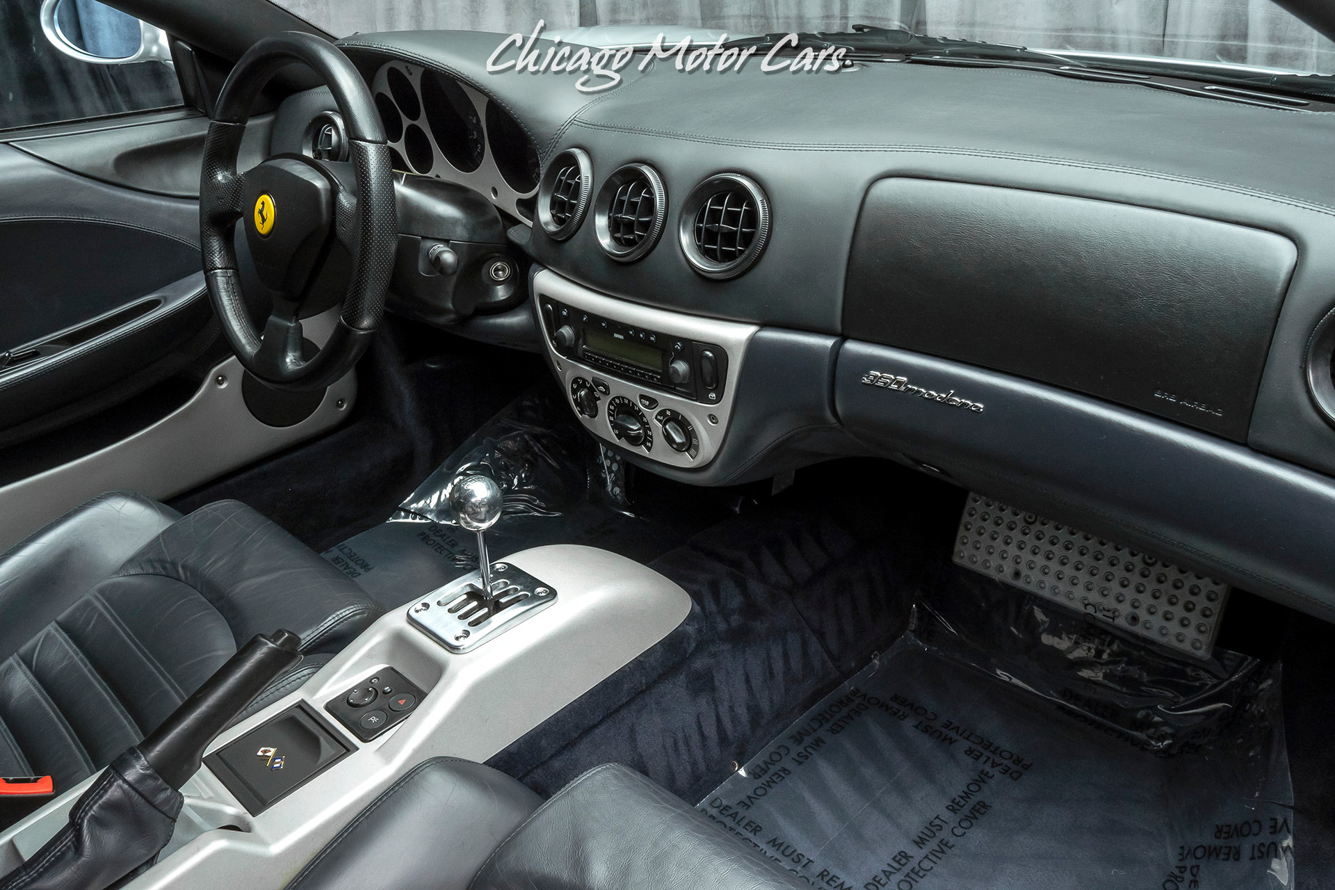 Used-2000-Ferrari-360-Modena-Coupe-6-Speed-Manual-SERVICED-TUBI-EXHAUST