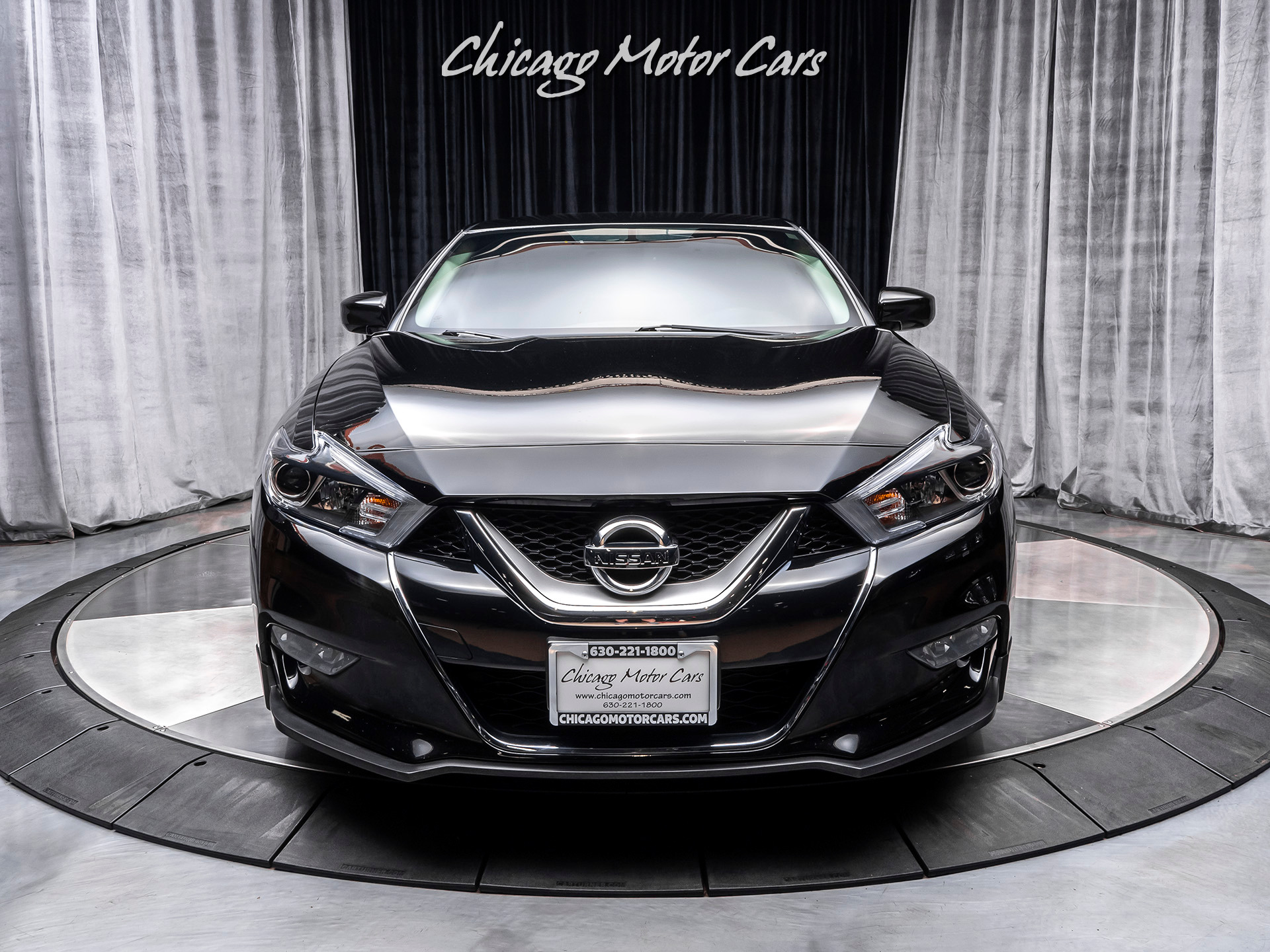 Used-2016-Nissan-Maxima-35-S-Sedan-WELL-EQUIPPED