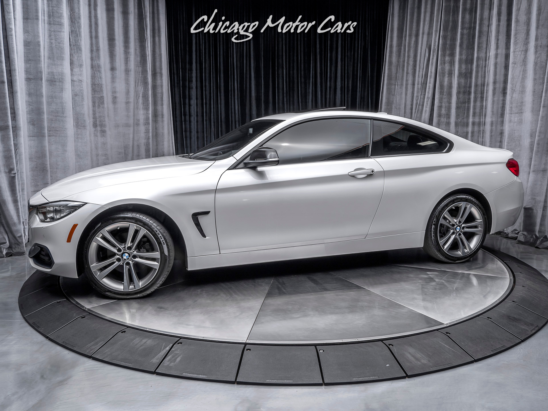 Used 2015 Bmw 428i Xdrive Coupe Msrp 54k For Sale Special Pricing Chicago Motor Cars Stock 15966