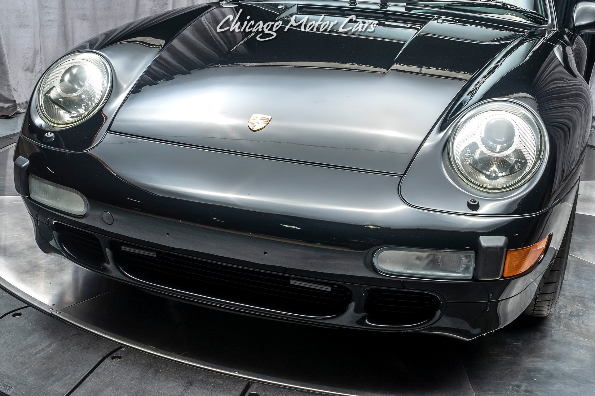 Used-1996-Porsche-911-Turbo-FRESH-ENGINE-OUT-SERVICE