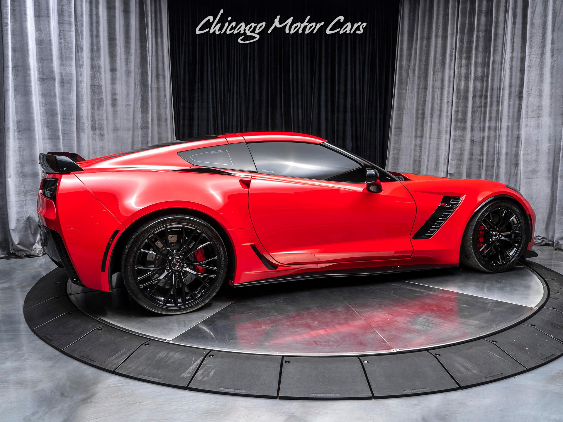 Used 2015 Chevrolet Corvette Z06 3LZ MSRP $97,060+ For Sale