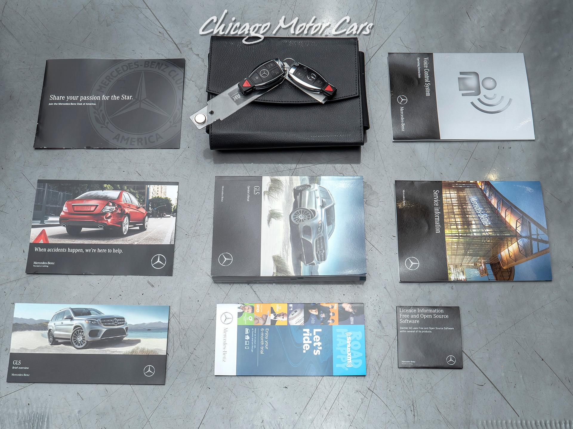 Used 2018 Mercedes-Benz GLS63 AMG **$135,050 MSRP** For Sale