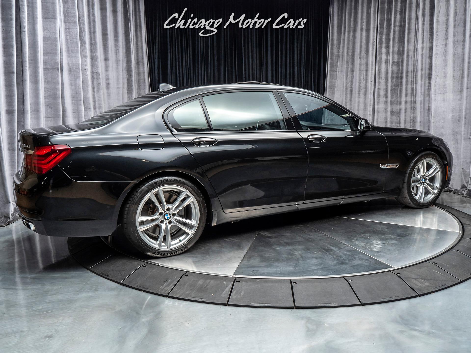 Used 2013 BMW 760Li M Sport Sedan V12 MSRP $154K+ For Sale