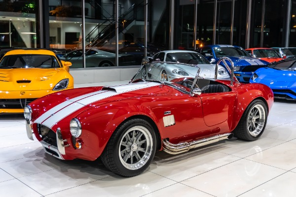 Used-1965-Factory-Five-Racing-Shelby-Cobra-MKIV-427-V8-Convertible