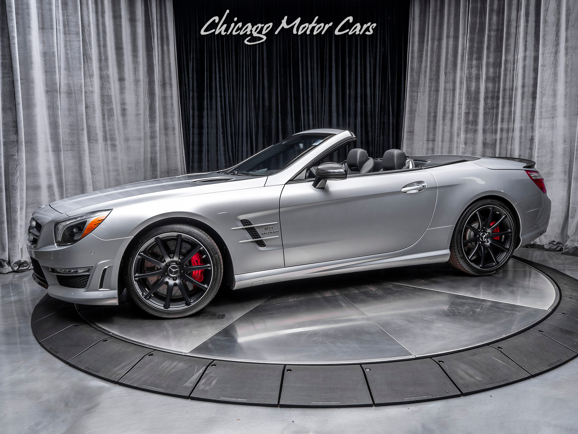 Used 2013 Mercedes Benz Sl63 Amg Performance Package For Sale