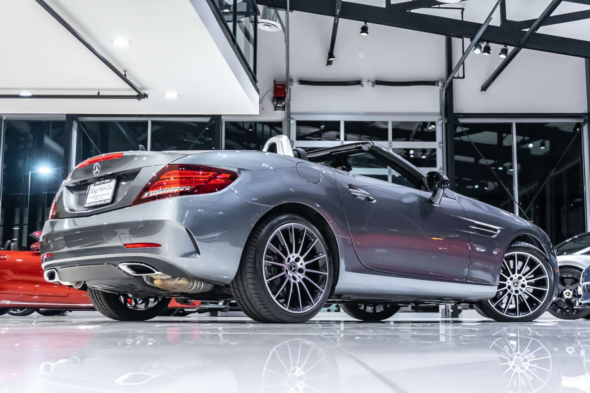 Used-2018-Mercedes-Benz-SLC-300-Roadster-PREMIUM-1-PACKAGE