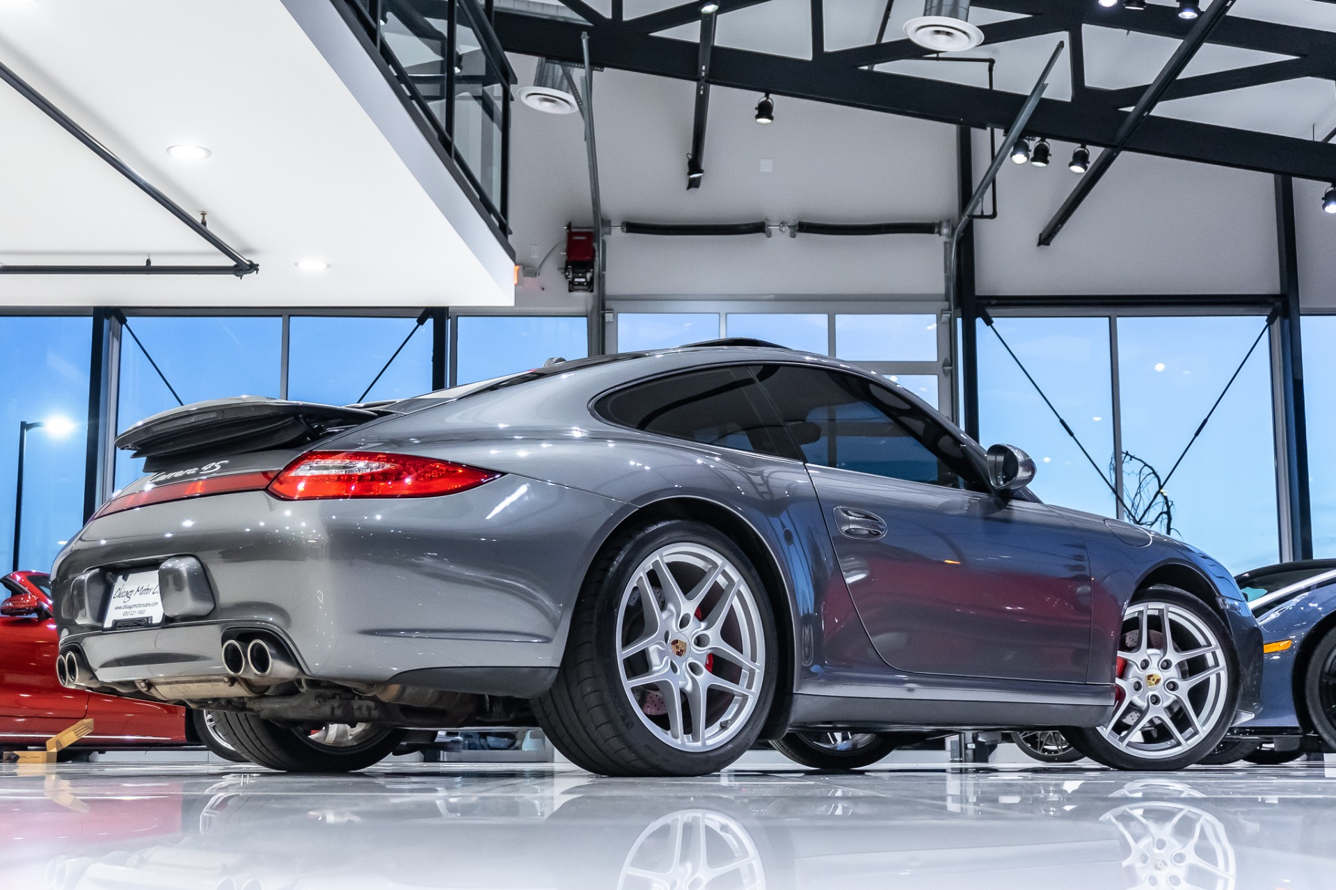 Used 2010 Porsche 911 Carrera 4s Coupe 113k Msrp For Sale Special Pricing Chicago Motor Cars Stock 16111