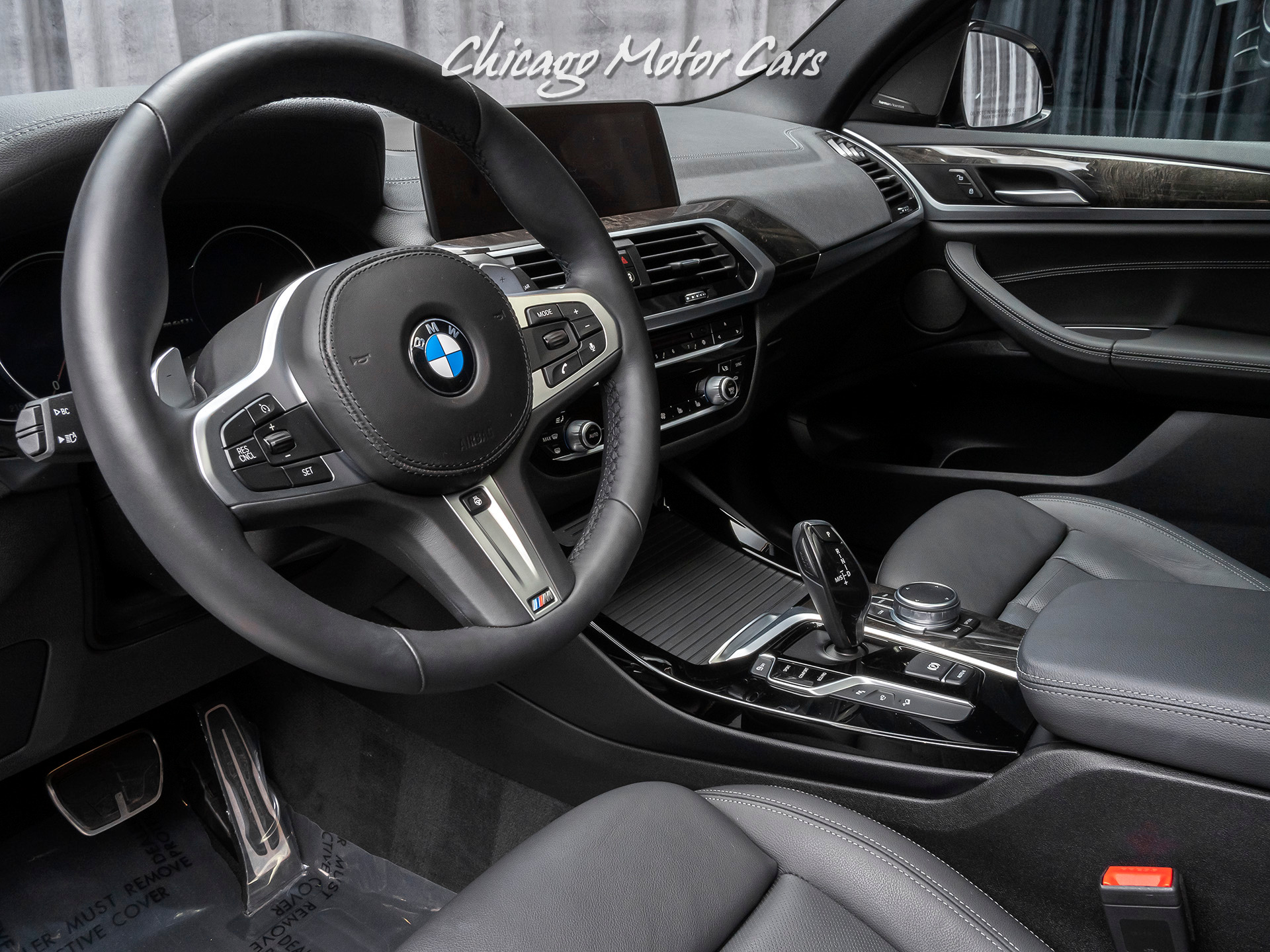 Used-2019-BMW-X3-M40i-SUV-PREMIUM-PACKAGE