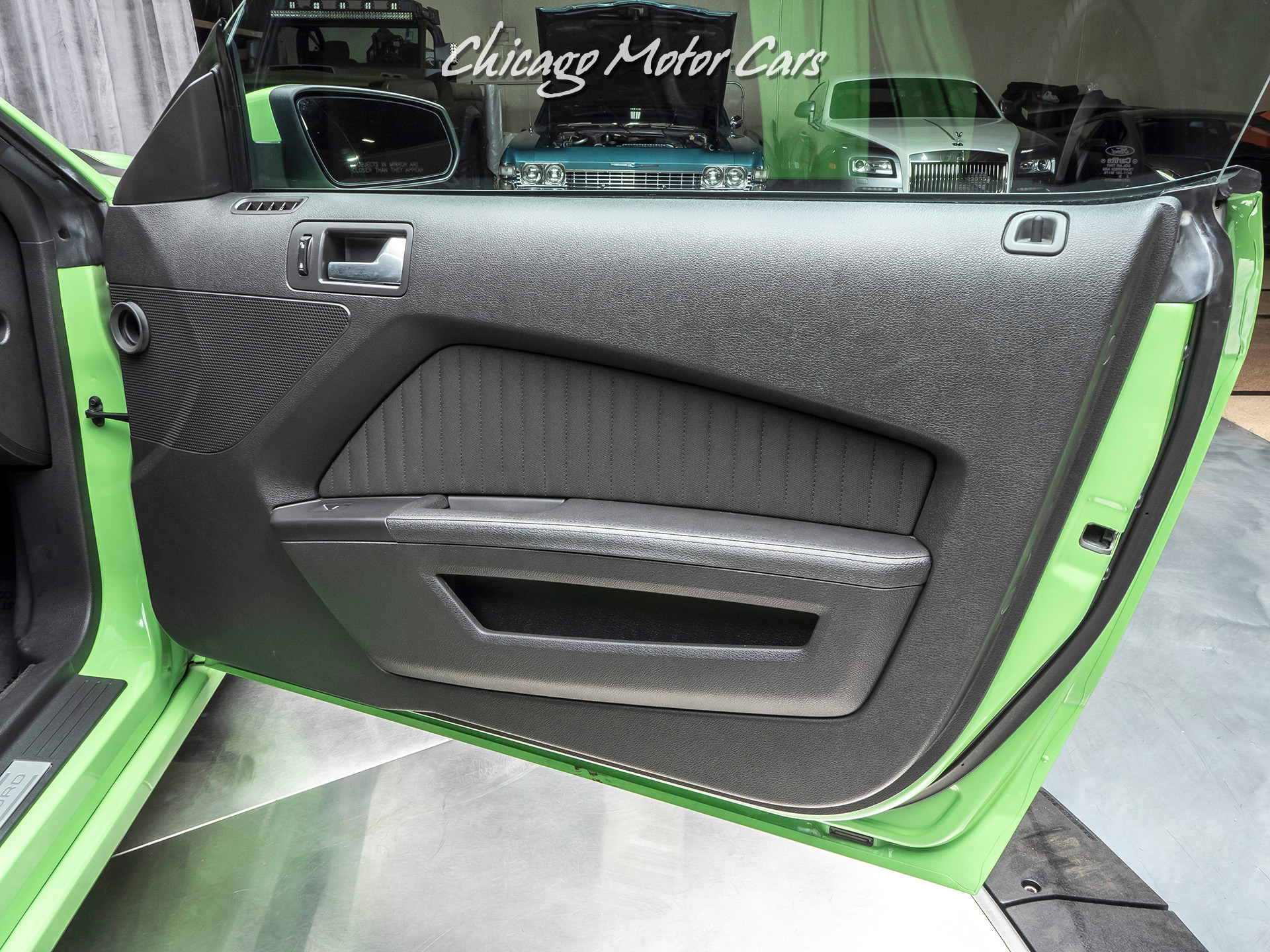 Used-2013-Ford-Mustang-Boss-302-Coupe-GOTTA-HAVE-IT-GREEN-METALLIC-TRI-COAT-RARE-EXAMPLE