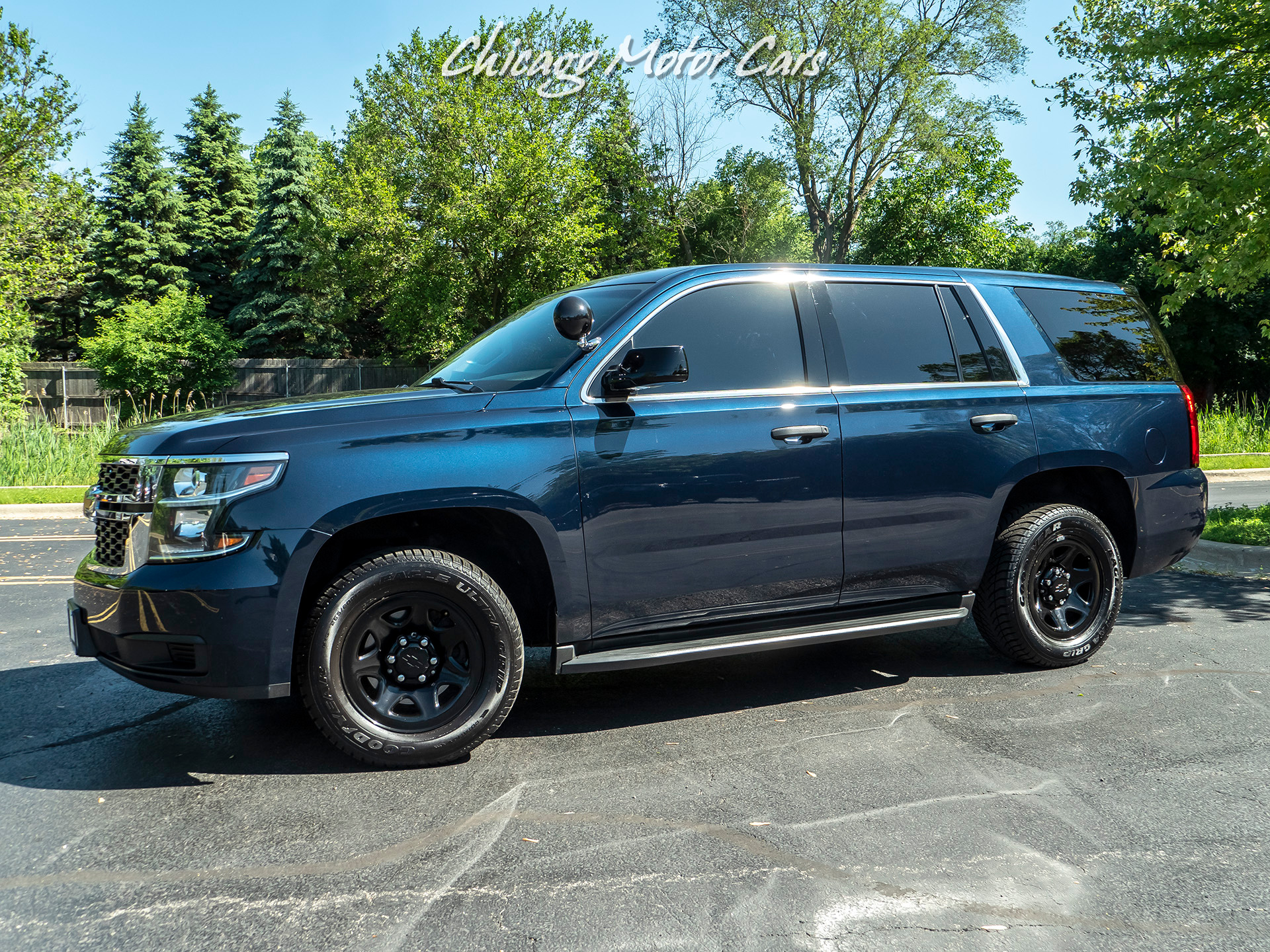 2015 Tahoe For Sale >> Used 2015 Chevrolet Tahoe Police For Sale 23 800