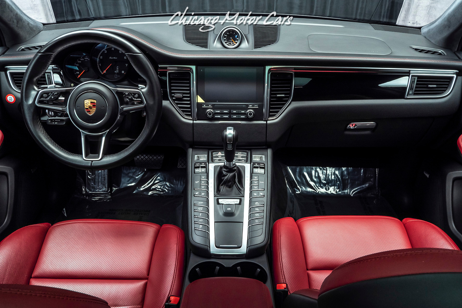 Used 2017 Porsche Macan Turbo For Sale (Special Pricing