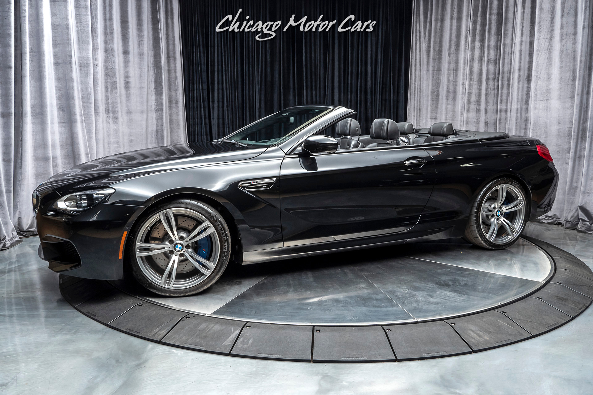 Used 2014 Bmw M6 Convertible Msrp 125k For Sale Special Pricing Chicago Motor Cars Stock 16036