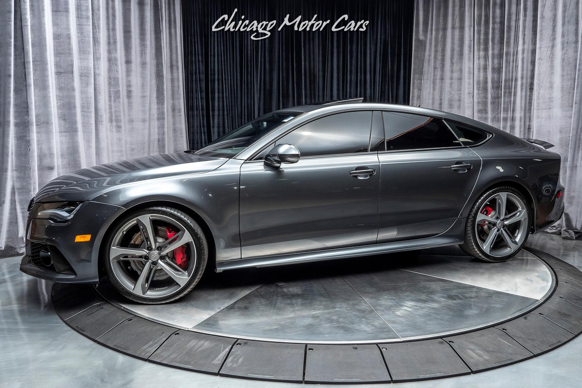 Kelebihan Audi Rs7 Quattro Spesifikasi