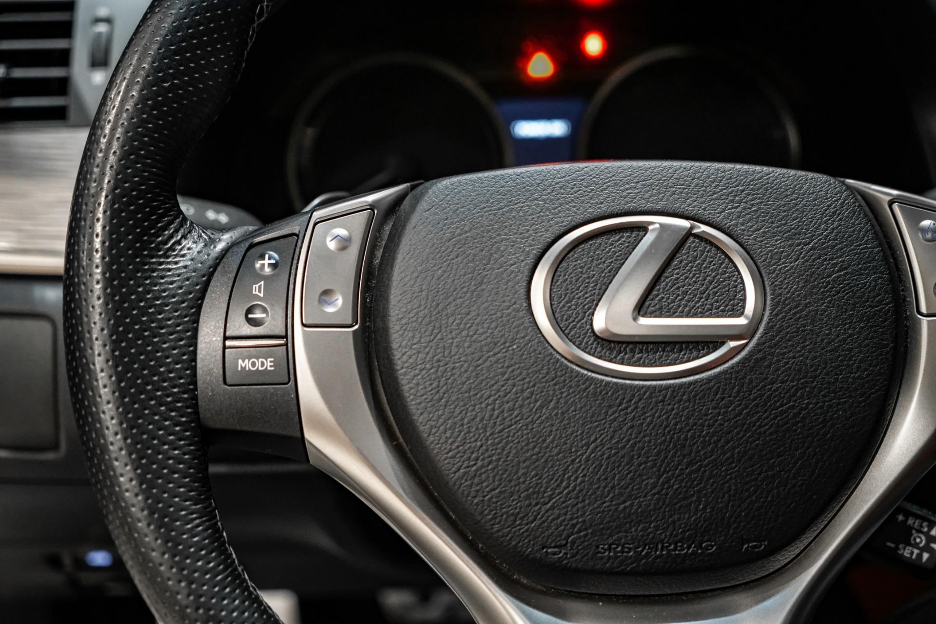 Used 2014 Lexus GS350 F-Sport AWD Sedan For Sale (Special