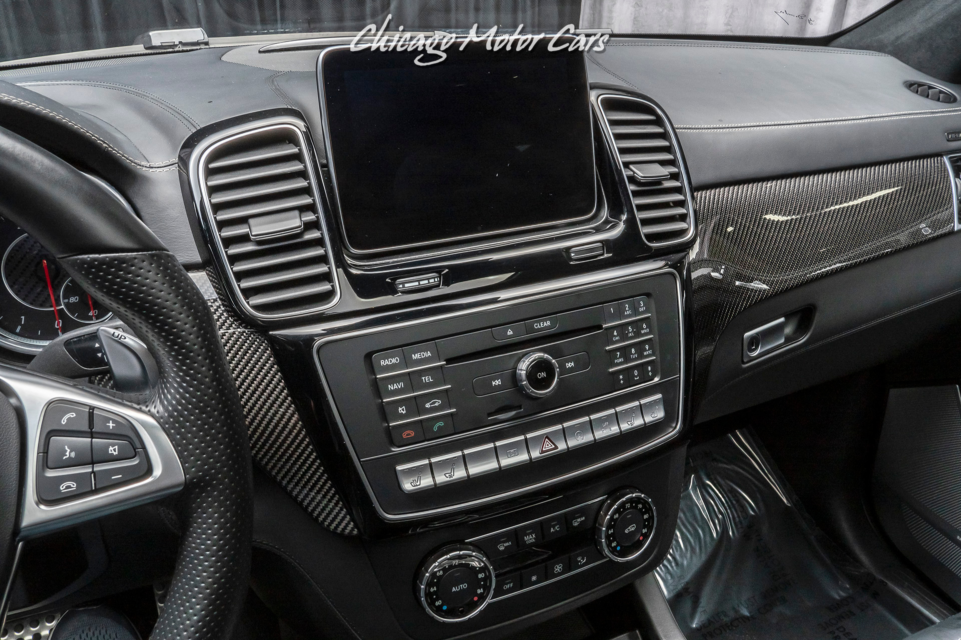 Used 2016 Mercedes-Benz GLE63 AMG SUV BANG & OLUFSEN SOUND SYSTEM
