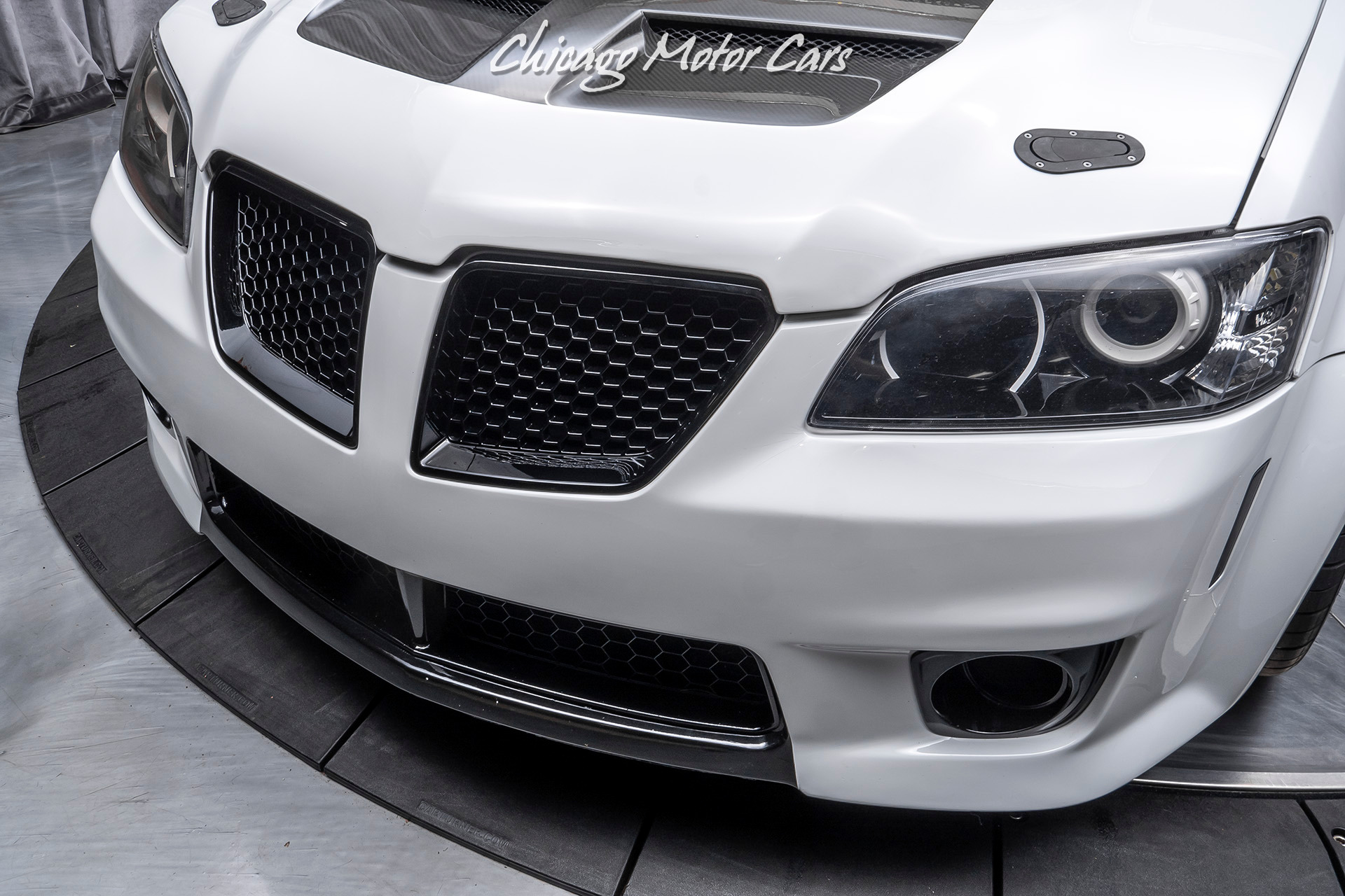 used 2009 pontiac g8 supercharged 6 0 v8 900 hp for sale 27 800 chicago motor cars stock 9l189339 used 2009 pontiac g8 supercharged 6 0