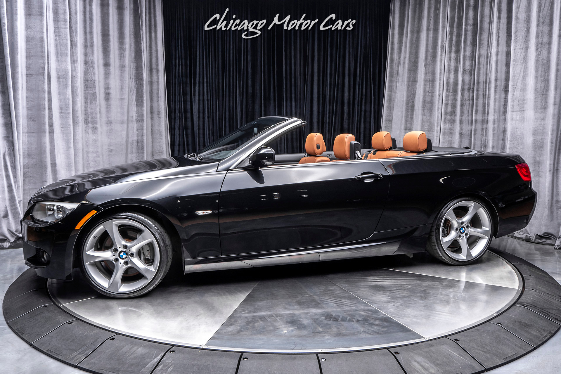 BMW 335I Convertible >> Used 2013 Bmw 335i Convertible M Sport Package For Sale