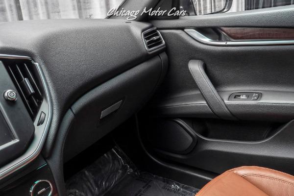 Used-2014-Maserati-Ghibli-S-Q4-Sedan-PREMIUM-SOUND-SYSTEM