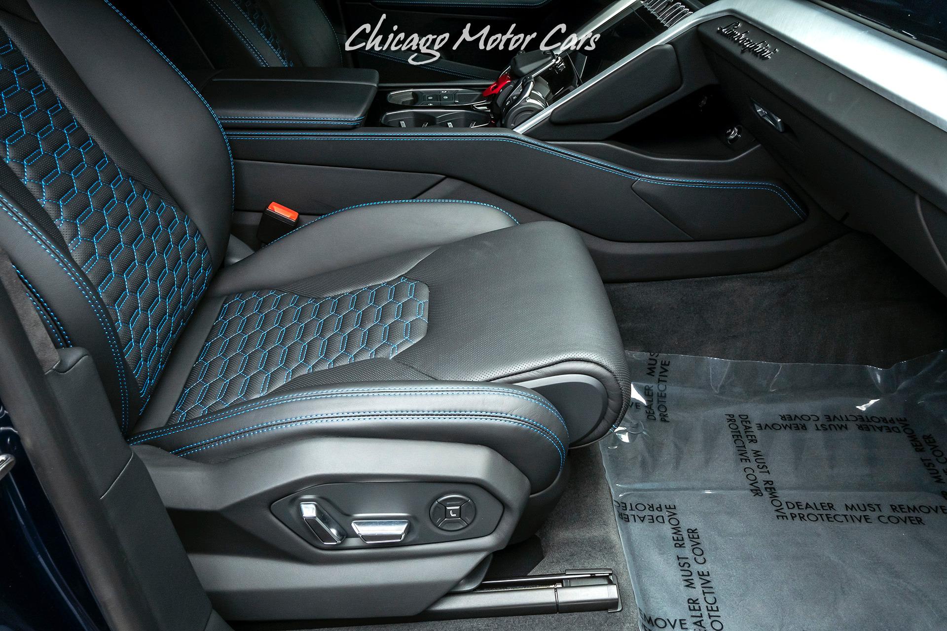 Used-2019-Lamborghini-Urus-SUV-MSRP-241K-REAR-SEAT-ENTERTAINMENT
