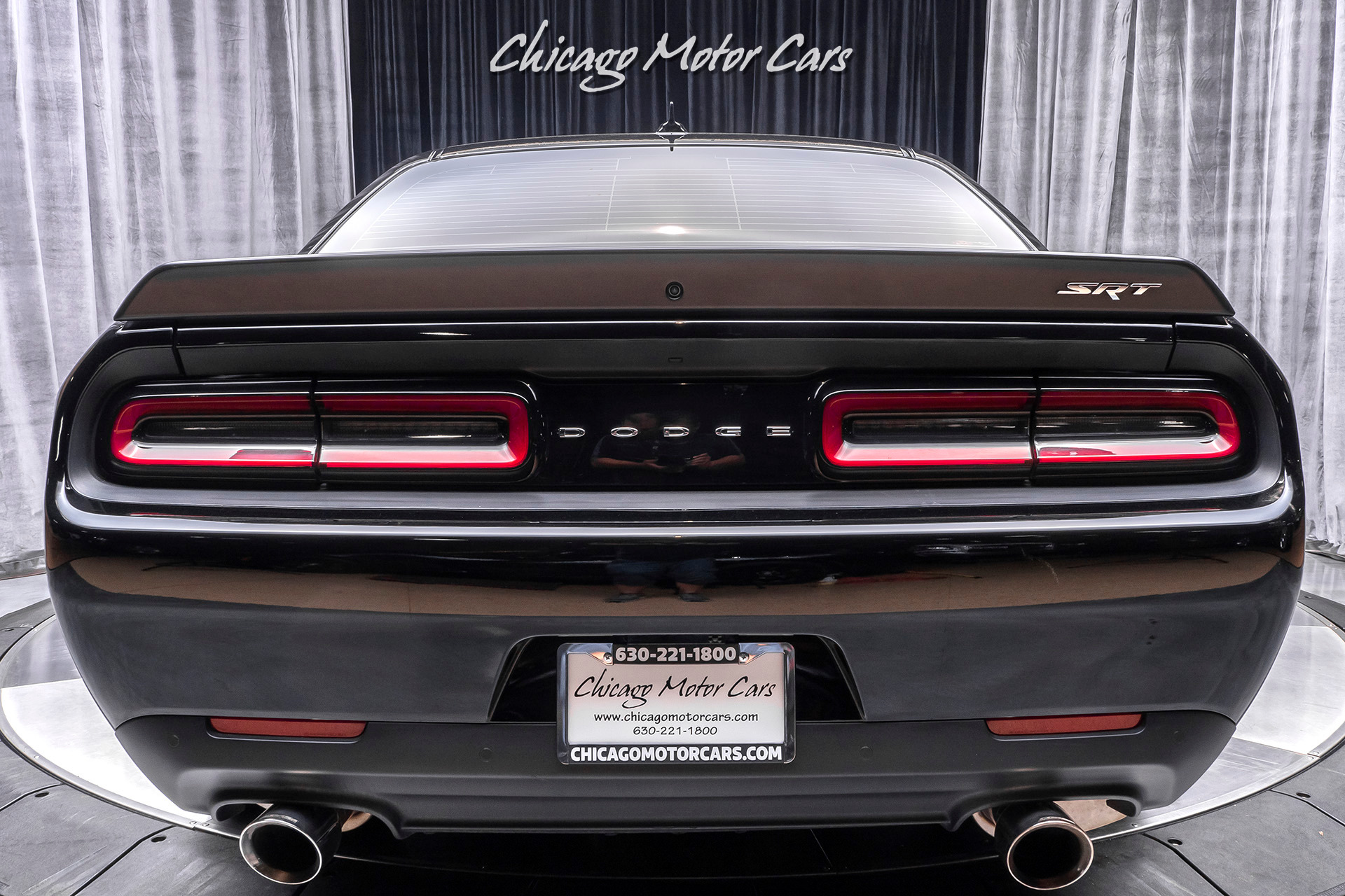 Used-2015-Dodge-Challenger-SRT-Hellcat-Coupe-BLACKED-OUT