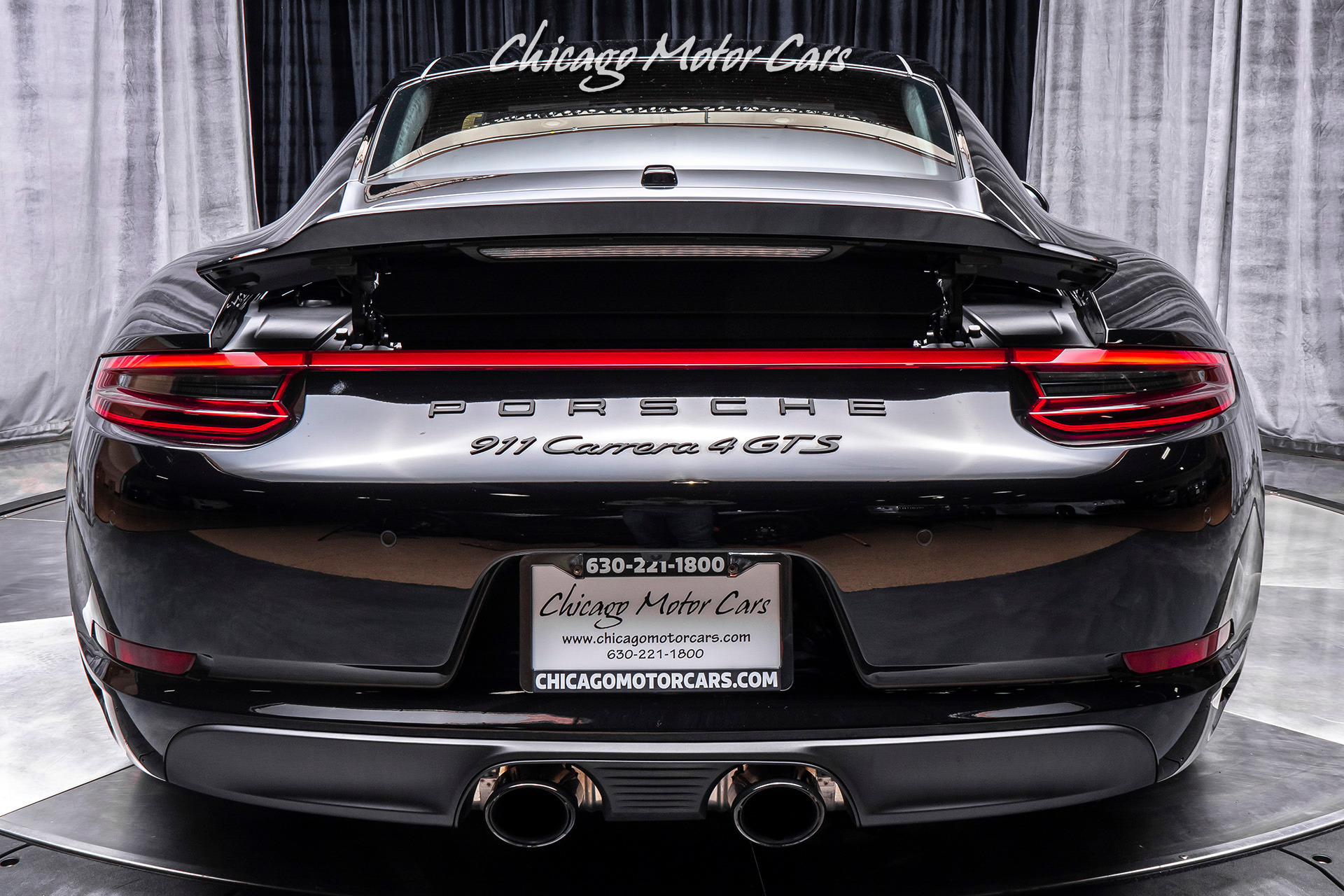 Used 2019 Porsche 911 Carrera 4 Gts Coupe Msrp 154k For