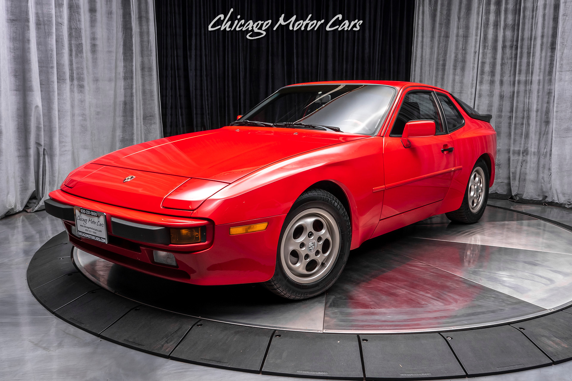Used 1987 Porsche 944 Hatchback 5 Speed Manual Removable