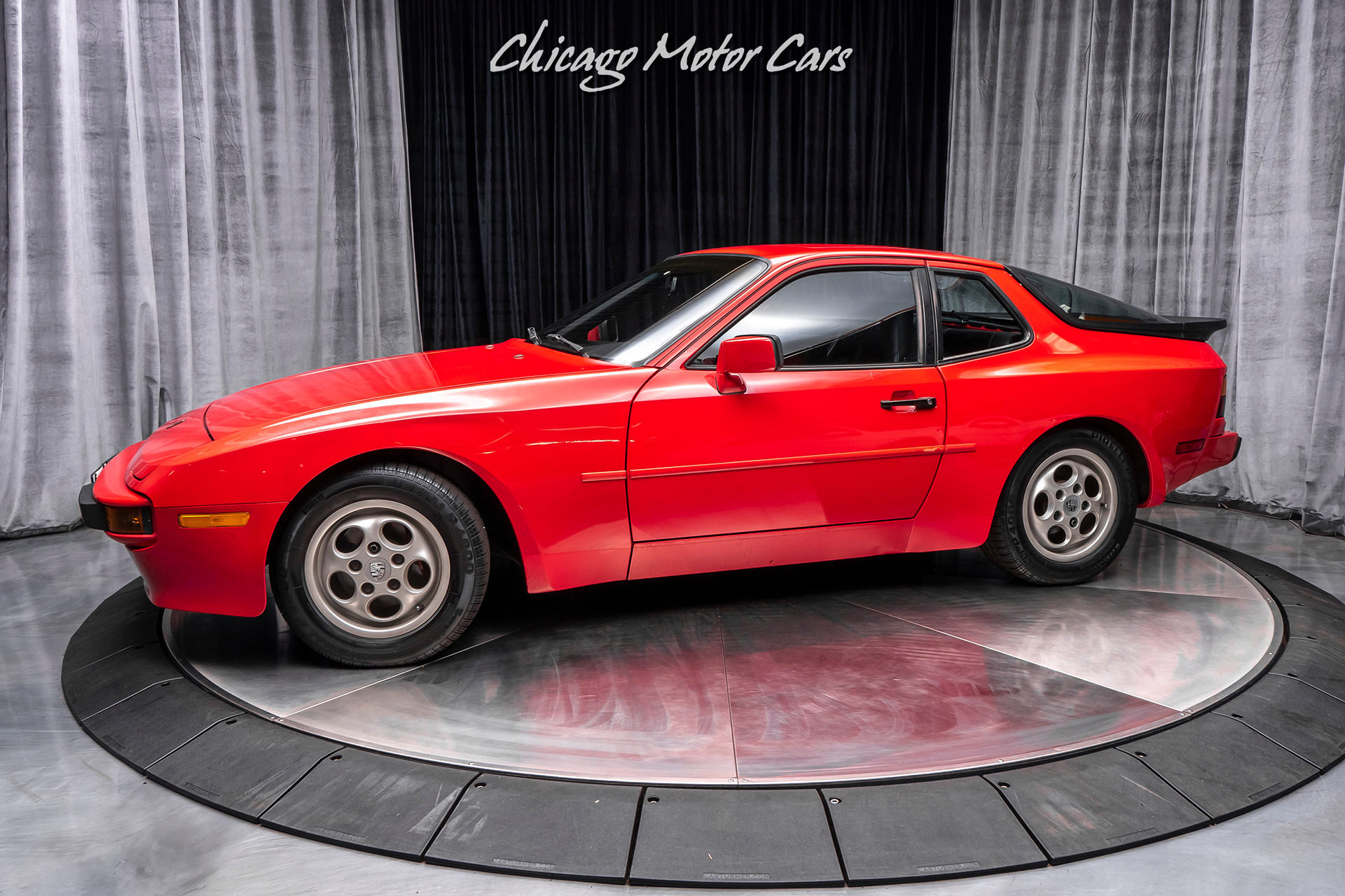 Used-1987-Porsche-944-Hatchback-5-Speed-Manual-REMOVABLE-SUNROOF