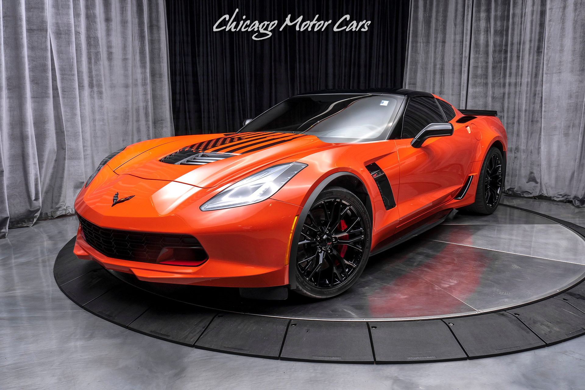 Used 2019 Chevrolet Corvette Z06 Coupe Only 1400 Miles