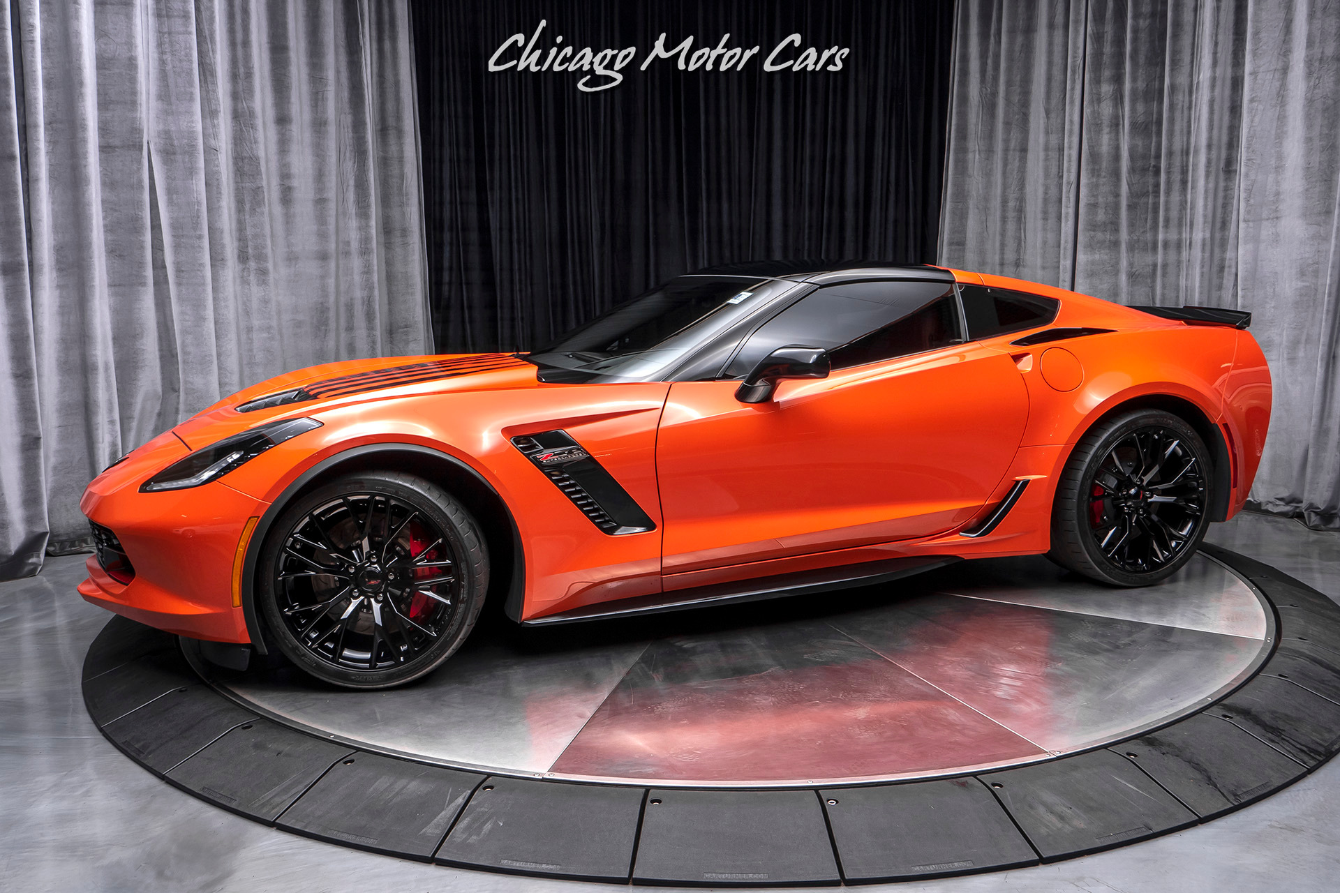 Used 2019 Chevrolet Corvette Z06 Coupe Only 1400 Miles! For