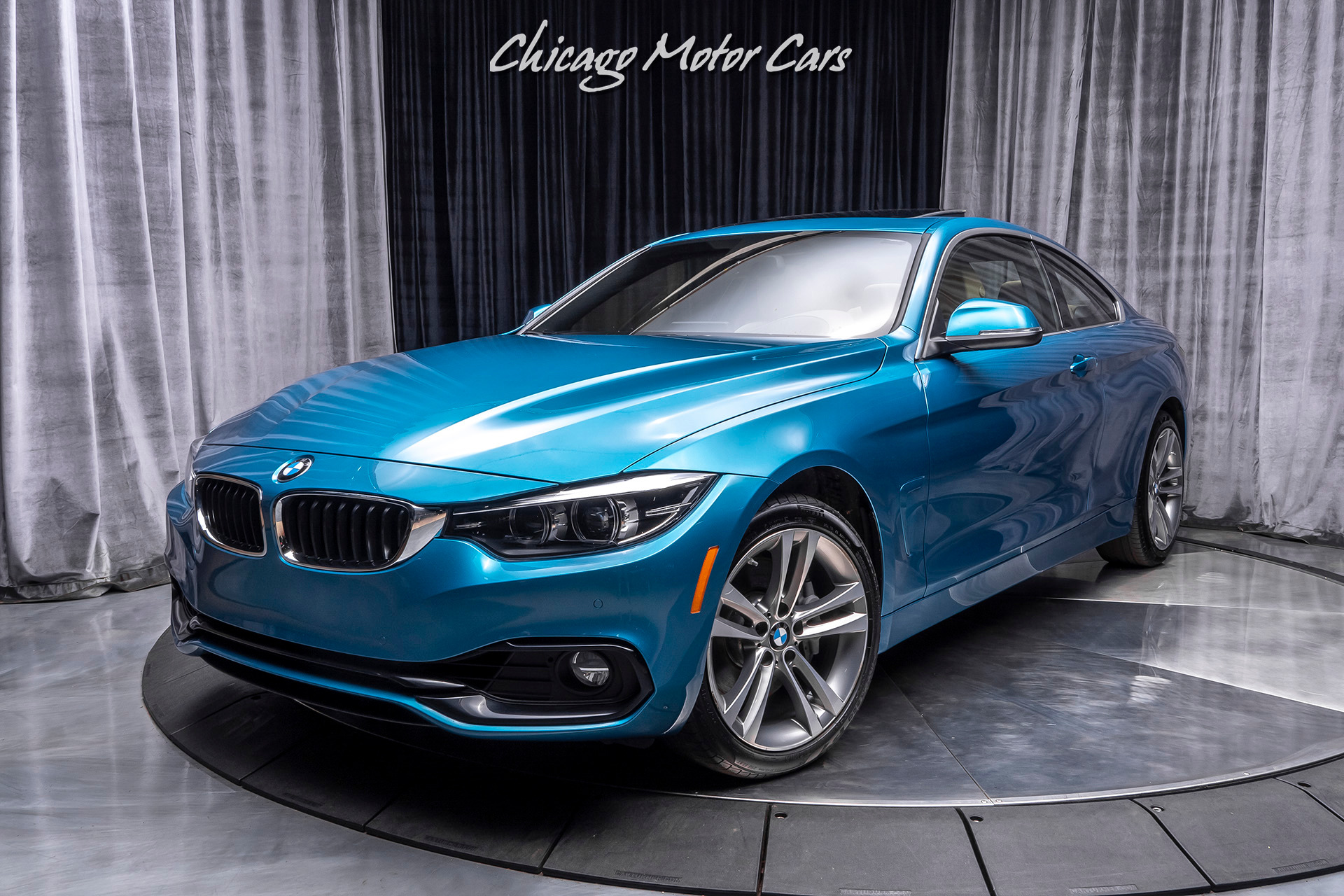 Used 2019 BMW 440i xDrive Coupe MSRP $56K+ For Sale ($38,800