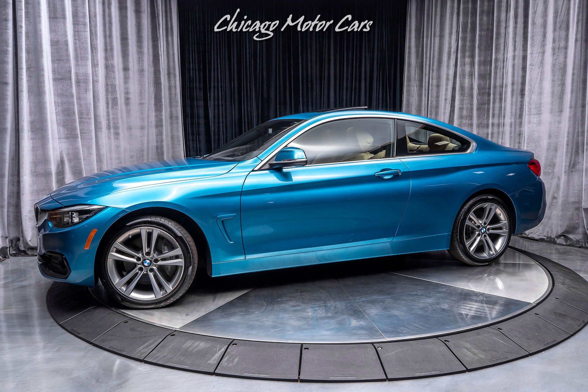 Used 2019 Bmw 440i Xdrive Coupe Msrp 56k For Sale 38 800
