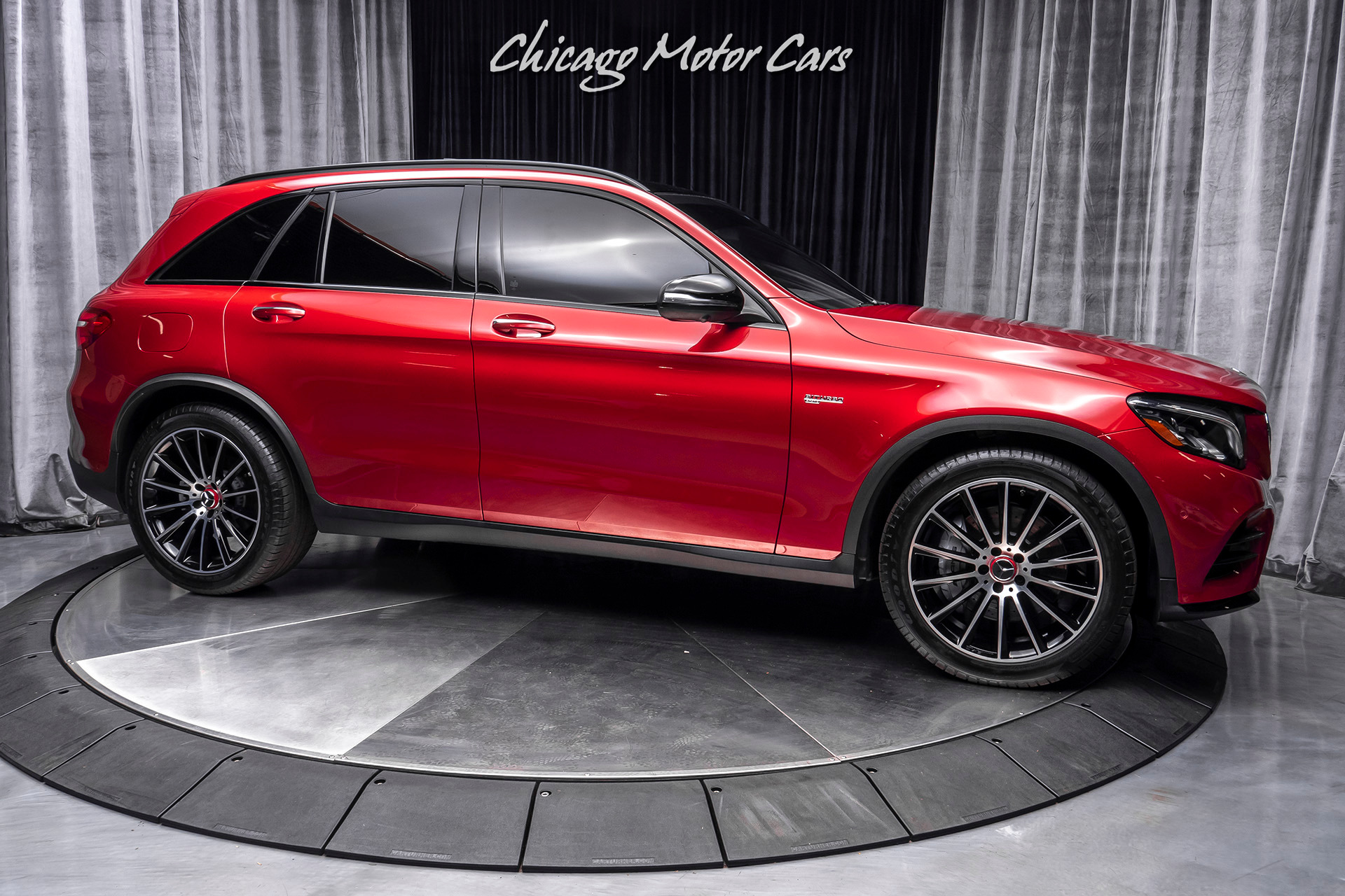 Used-2018-Mercedes-Benz-GLC-43-AMG-SUV-MULTIMEDIA-PACKAGE-PARK-ASSIST