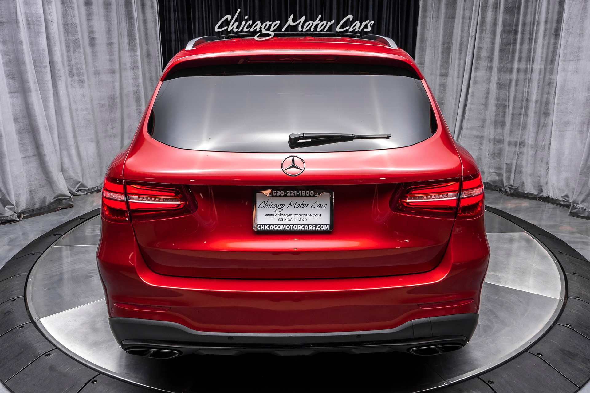 Used-2018-Mercedes-Benz-GLC-43-AMG-SUV-MULTIMEDIA-PACKAGE