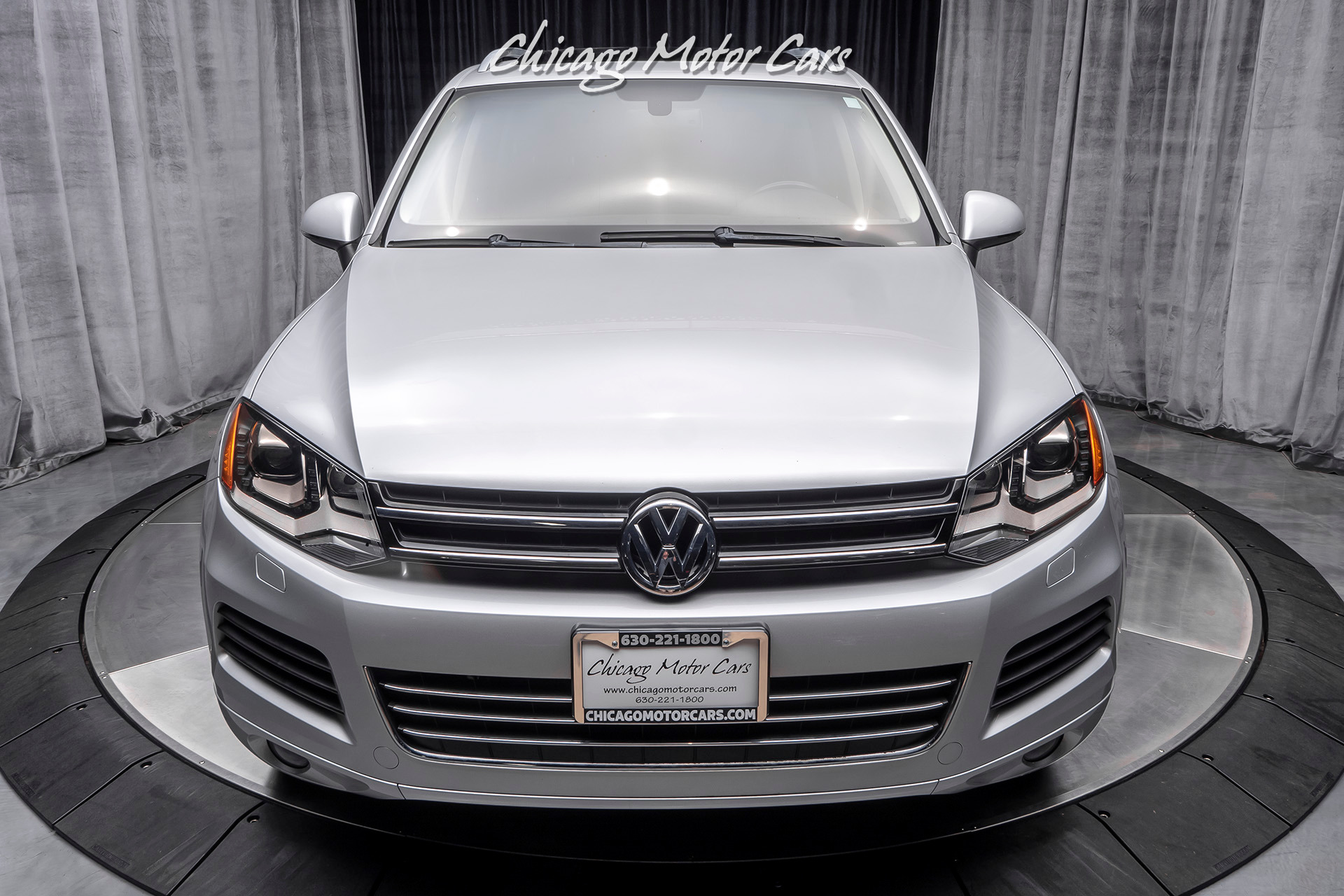 Used-2011-Volkswagen-Touareg-TDI-Lux-AWD