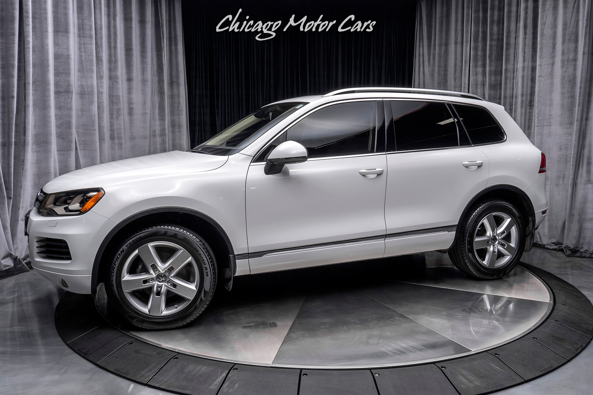 Used 2012 Volkswagen Touareg Tdi Lux Awd Suv For Sale