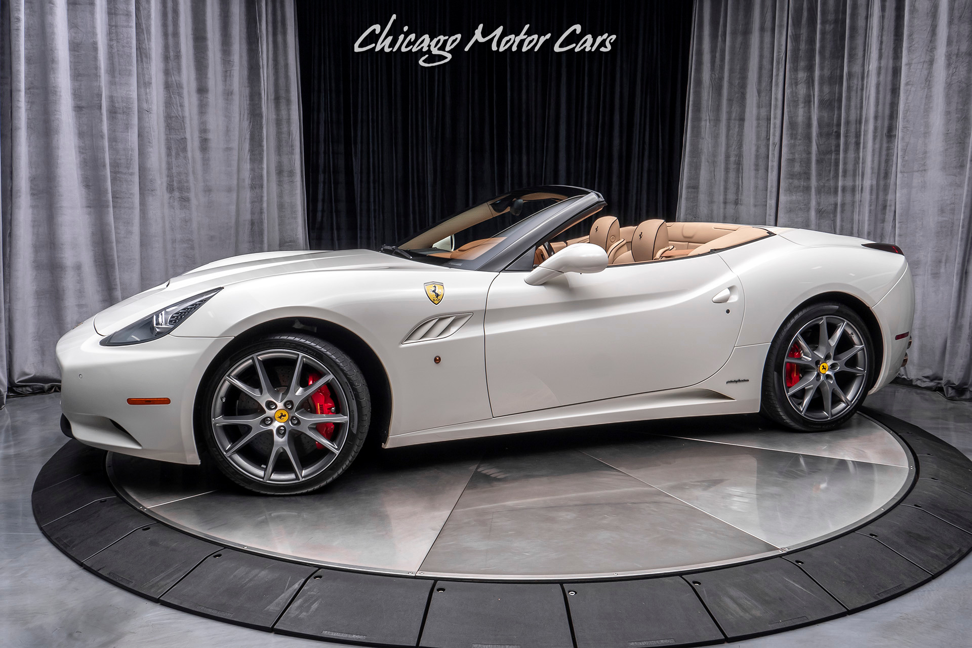 Used 2013 Ferrari California Convertible For Sale Special Pricing