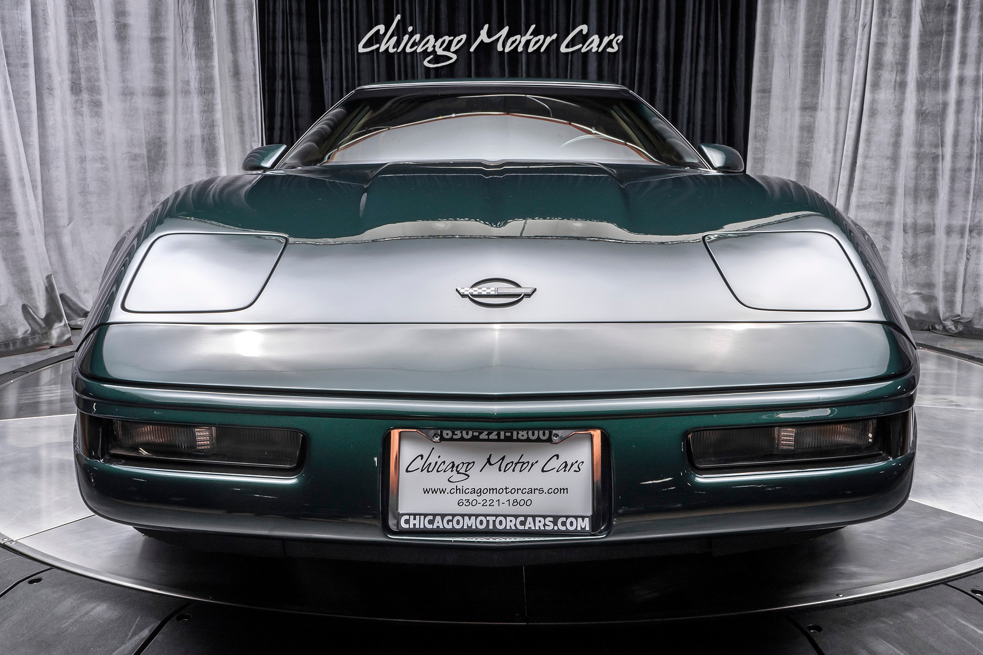 Used-1993-Chevrolet-Corvette-LT1-Supercharged-Coupe-VORTECH-SUPERCHARGER