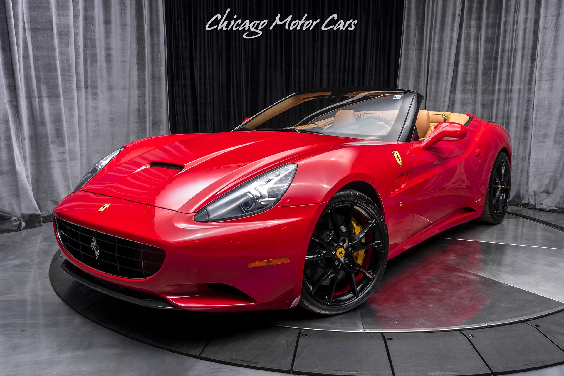 Used 2011 Ferrari California For Sale ($99,800)   Chicago ...
