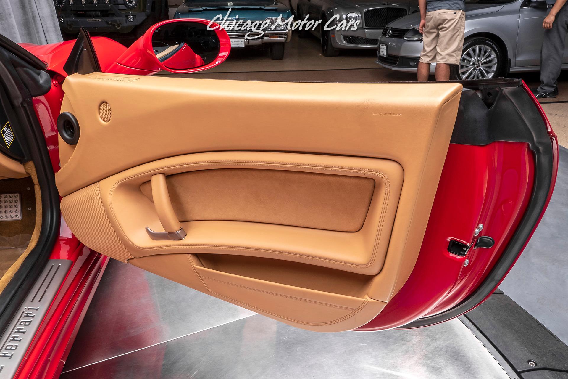 Used-2011-Ferrari-California-Convertible-CARBON-FIBER-DRIVING-ZONE--LEDS