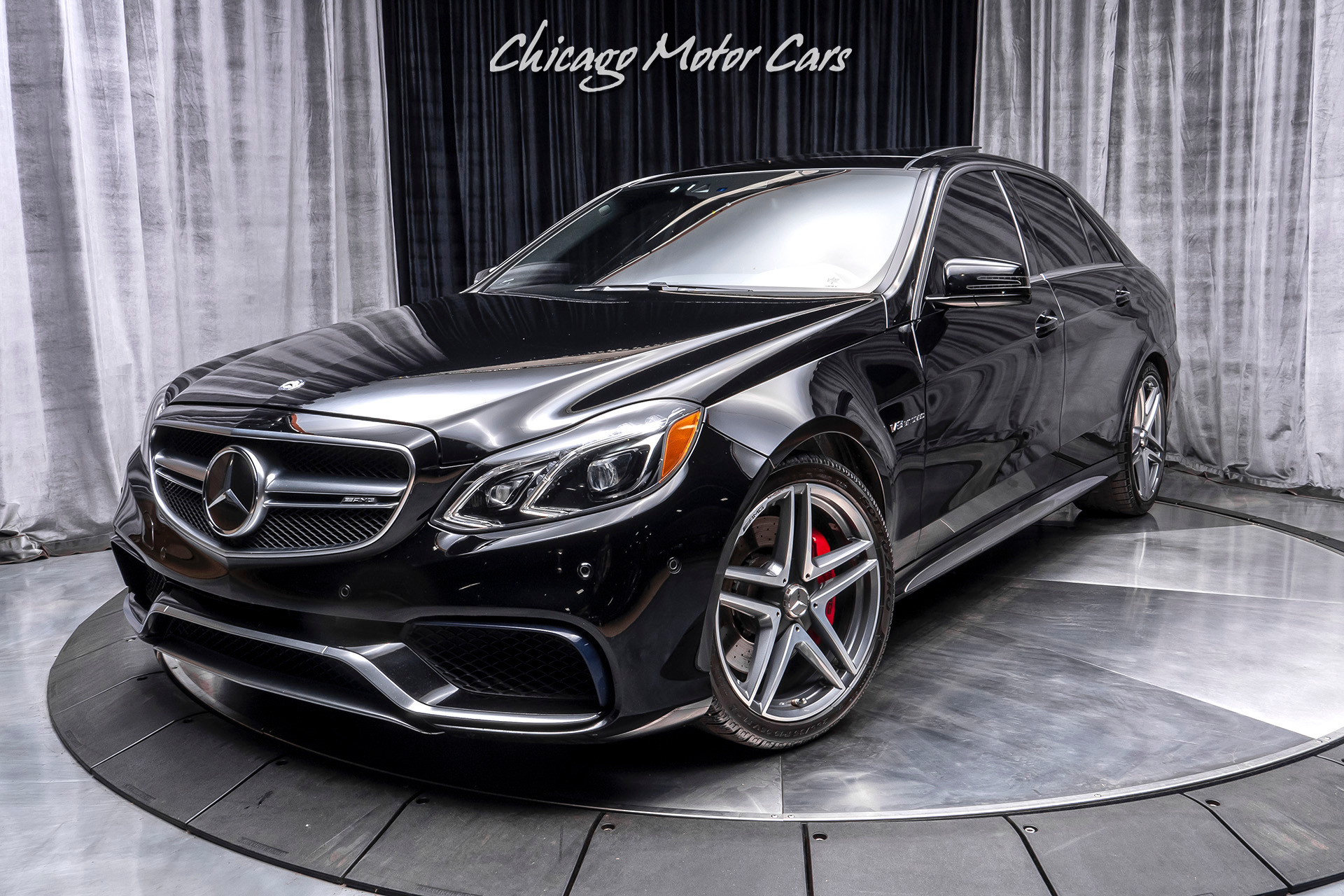 2016 Mercedes Benz Amg E 63 Sedan >> Used 2016 Mercedes Benz E63 S Amg 4matic Sedan Renntech